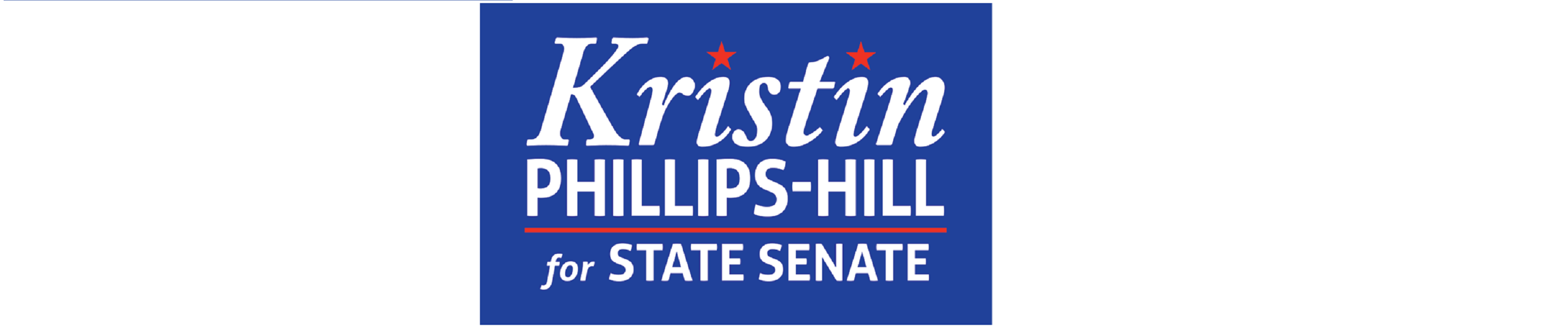 Logo for Friends of Kristin Phillips-Hill